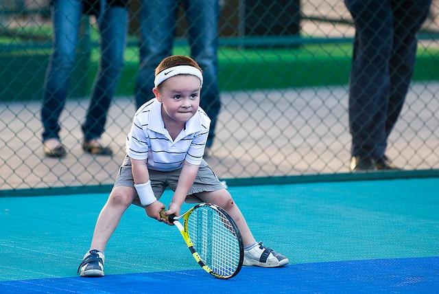 determined kid