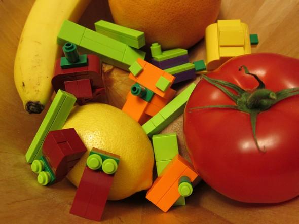 lego veggies