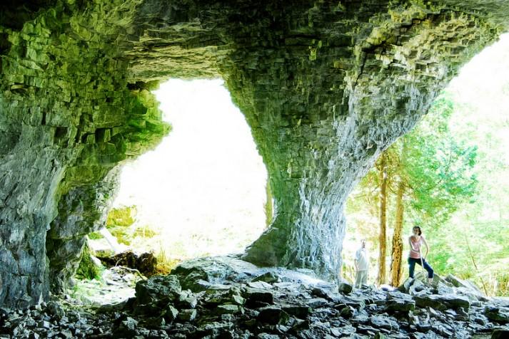 beach-cave