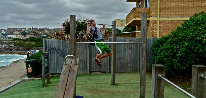 pull ups in australia