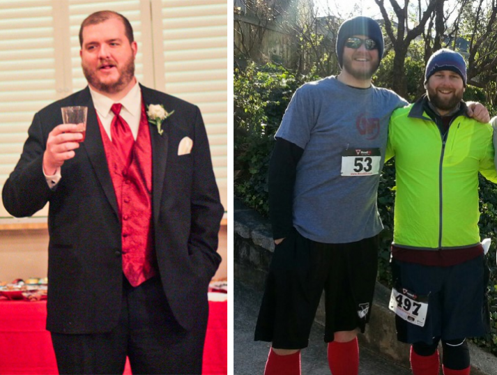 How Wes the Mac Tech Lost 115 Lbs