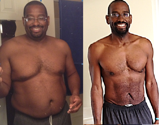 From Sloth to Super-Dad: How Ben Lost 100 lbs