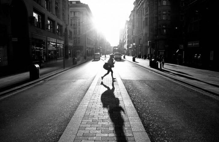 Running Street