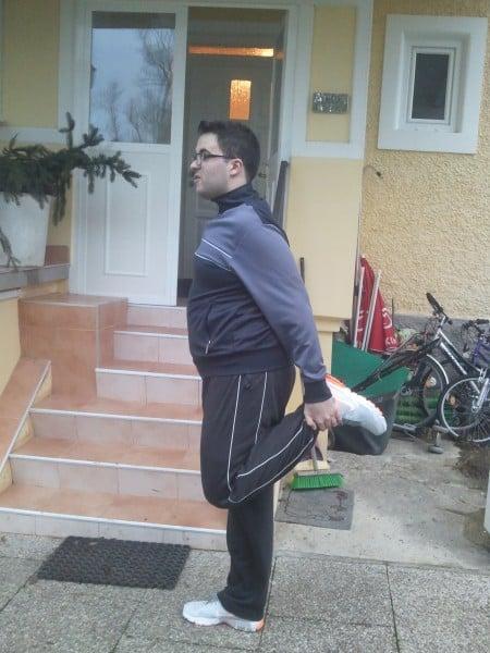 Daniel Workout