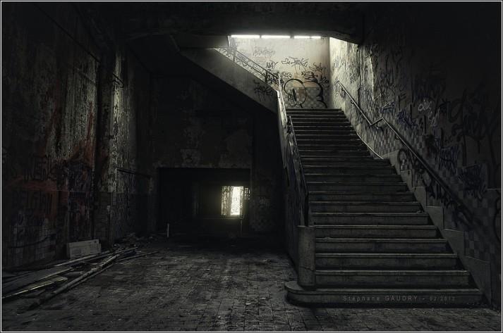 bioshock stairs