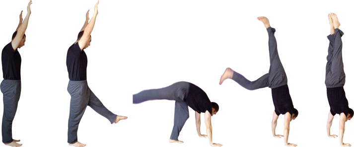 how to hold a handstand for a long time