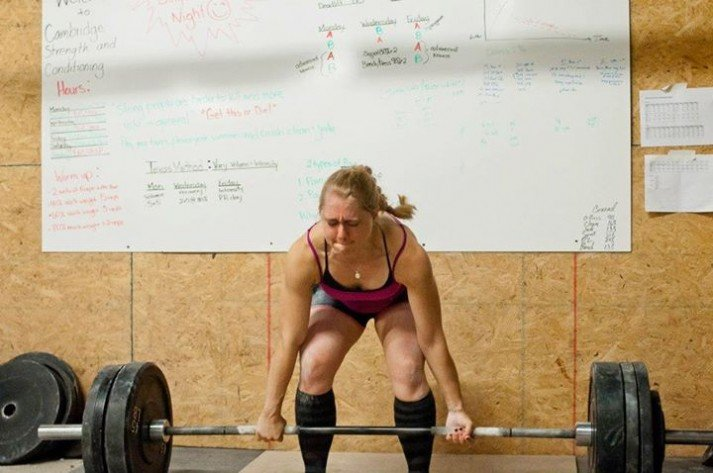 Staci Deadlift