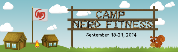 Camp Nerd Fitness is Now ON SALE!