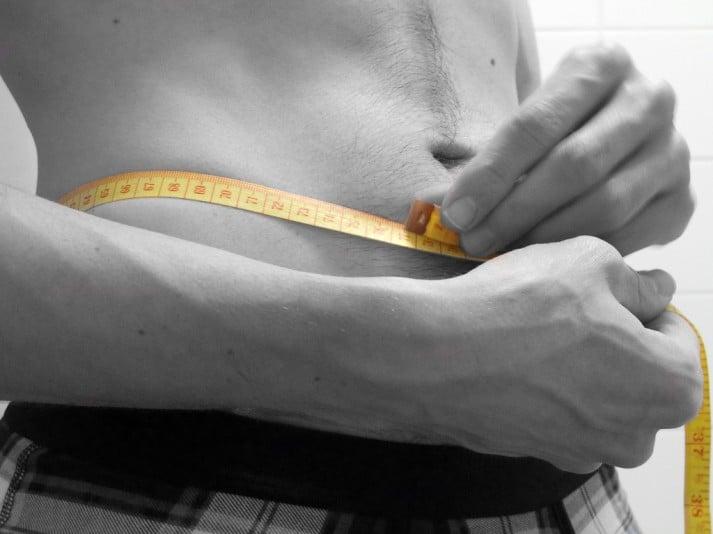 tape measure body image