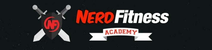 The Nerd Fitness Academy is Open!