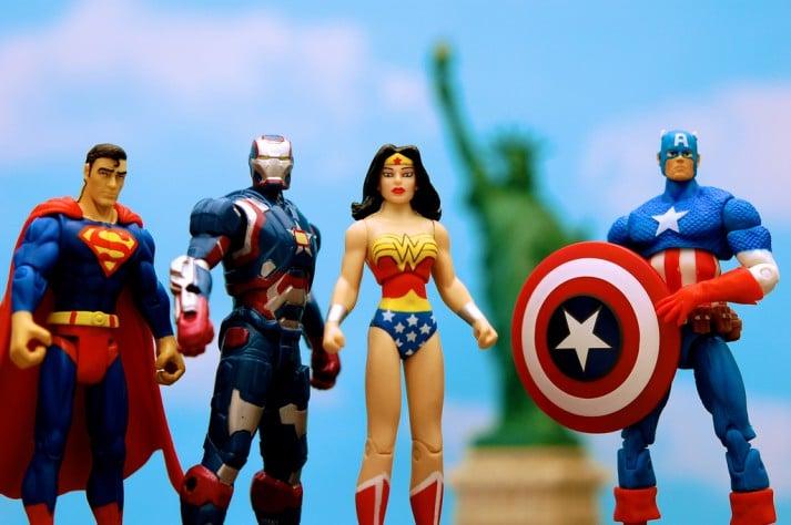 Action Figure Heroes