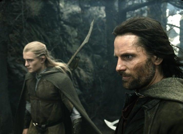 Aragorn Legolas