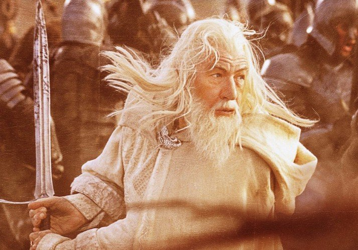 The Lord of the Rings Workout: One Plan to Rule Them All