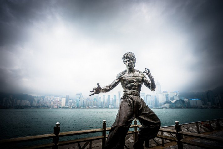 Boards Don't Hit Back: The Legend of Bruce Lee