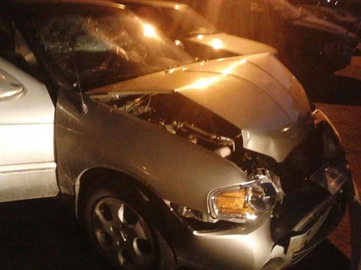 Nick Car Crash