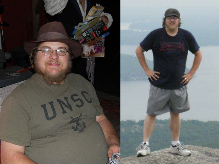 How Nick the Tobacconist Lost Over 60 lbs: A Nerd Fitness Success Story