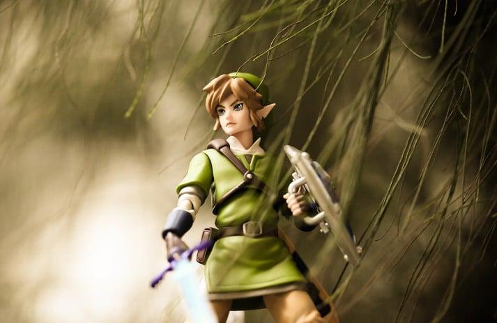 The Legend of Zelda Workout