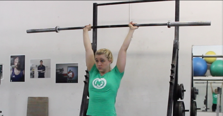 Strength Training 101: The Overhead Press