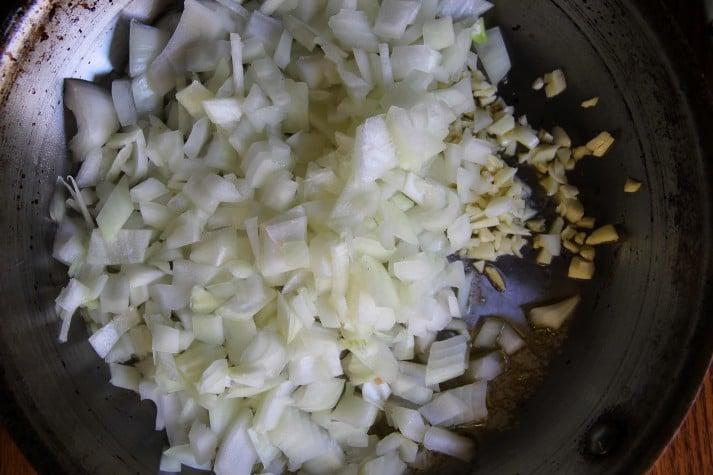 Noel: Onion and Garlic