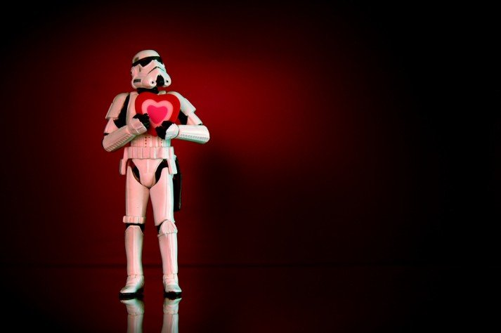 storm trooper heart