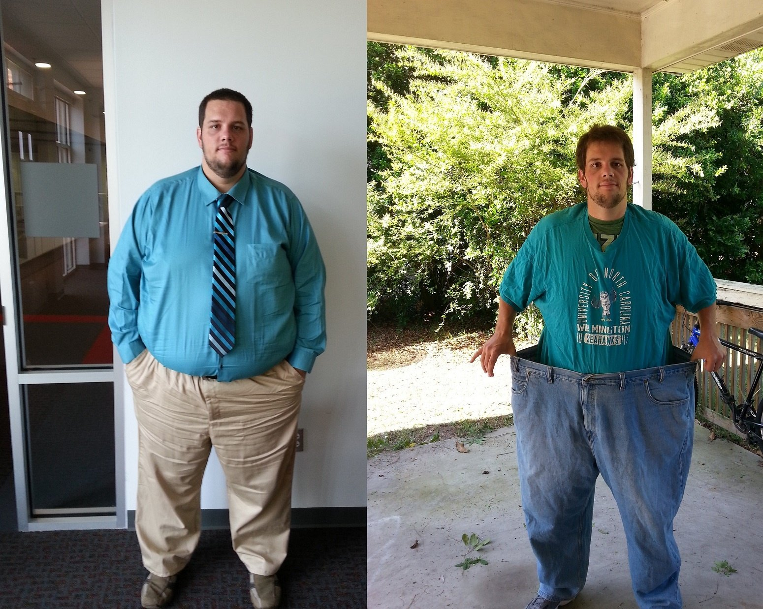 How Anthony the Developer Lost Over 200 Lbs…in ONE year