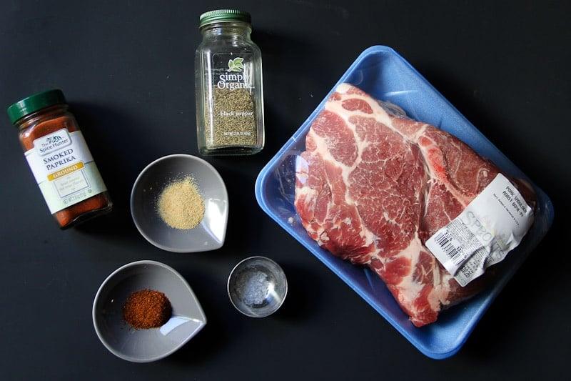 how to cook a 10 lb pork shoulder
