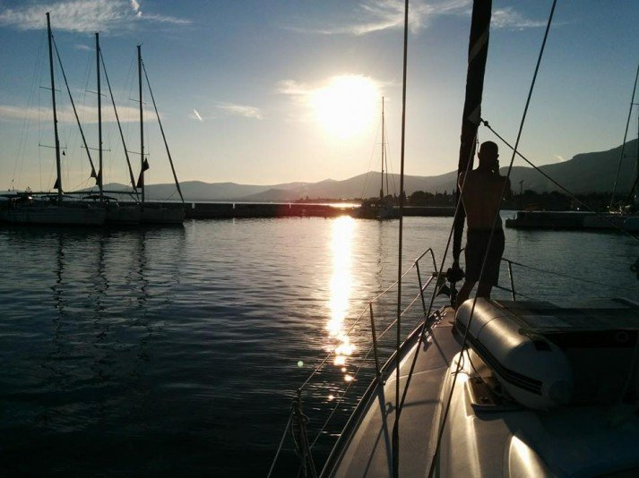 Croatian Yacht