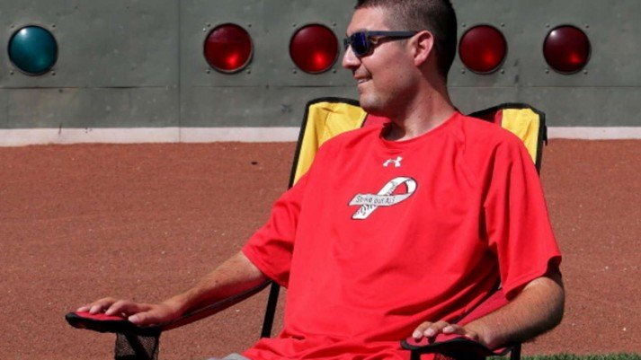 strike out ALS Pete Frates