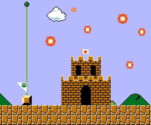 MarioFireworks