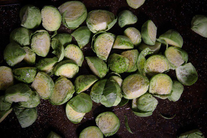 Brussel Sprouts can be made quite tasty.