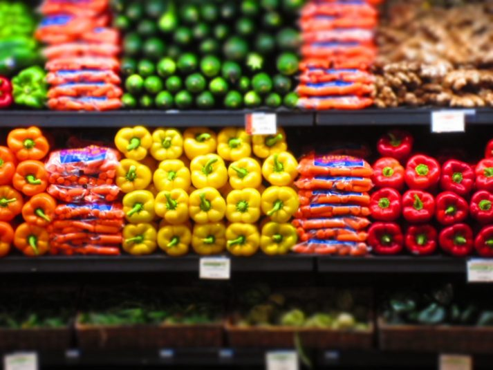 How do you buy vegetables?