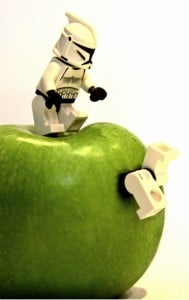 Apple Stormtroopers