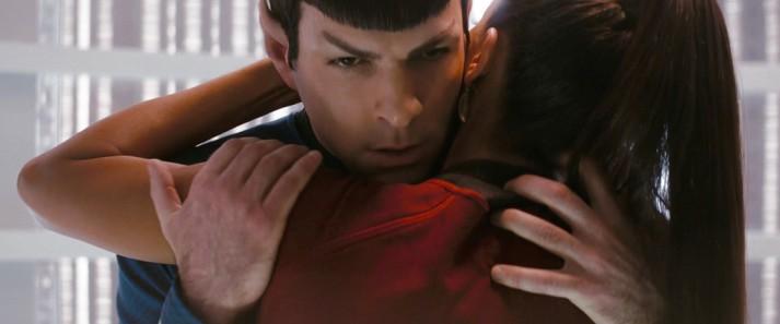 Spock hug