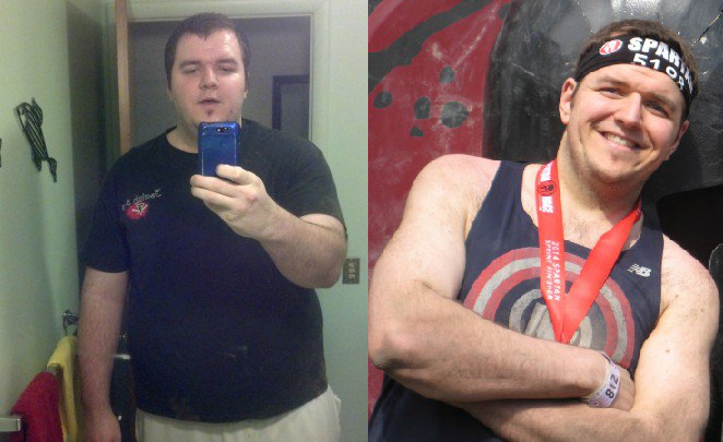 How Daryl the Fast Food Manager Dropped 100+ Pounds Following Nerd Philosophy