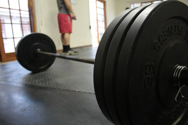 You made it! You can now start using barbells at the gym for your training!