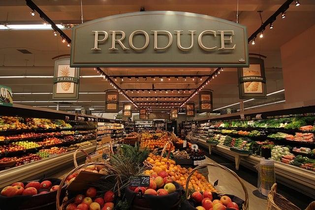 1-5 design grocery signage