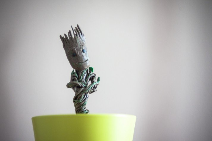 Want Results? Be like Groot. I AM GROOT!