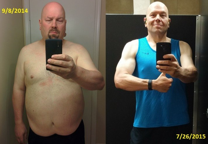 Learn How an Office Worker Lost 100+ Lbs, Saved His Own Life, and Became a Superhero