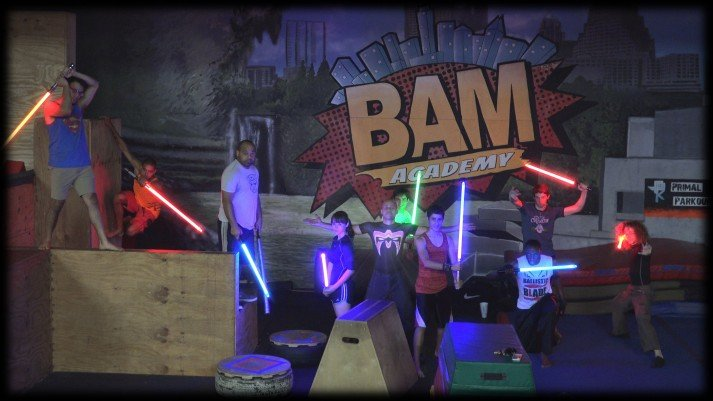 Light Saber Class Photo copy
