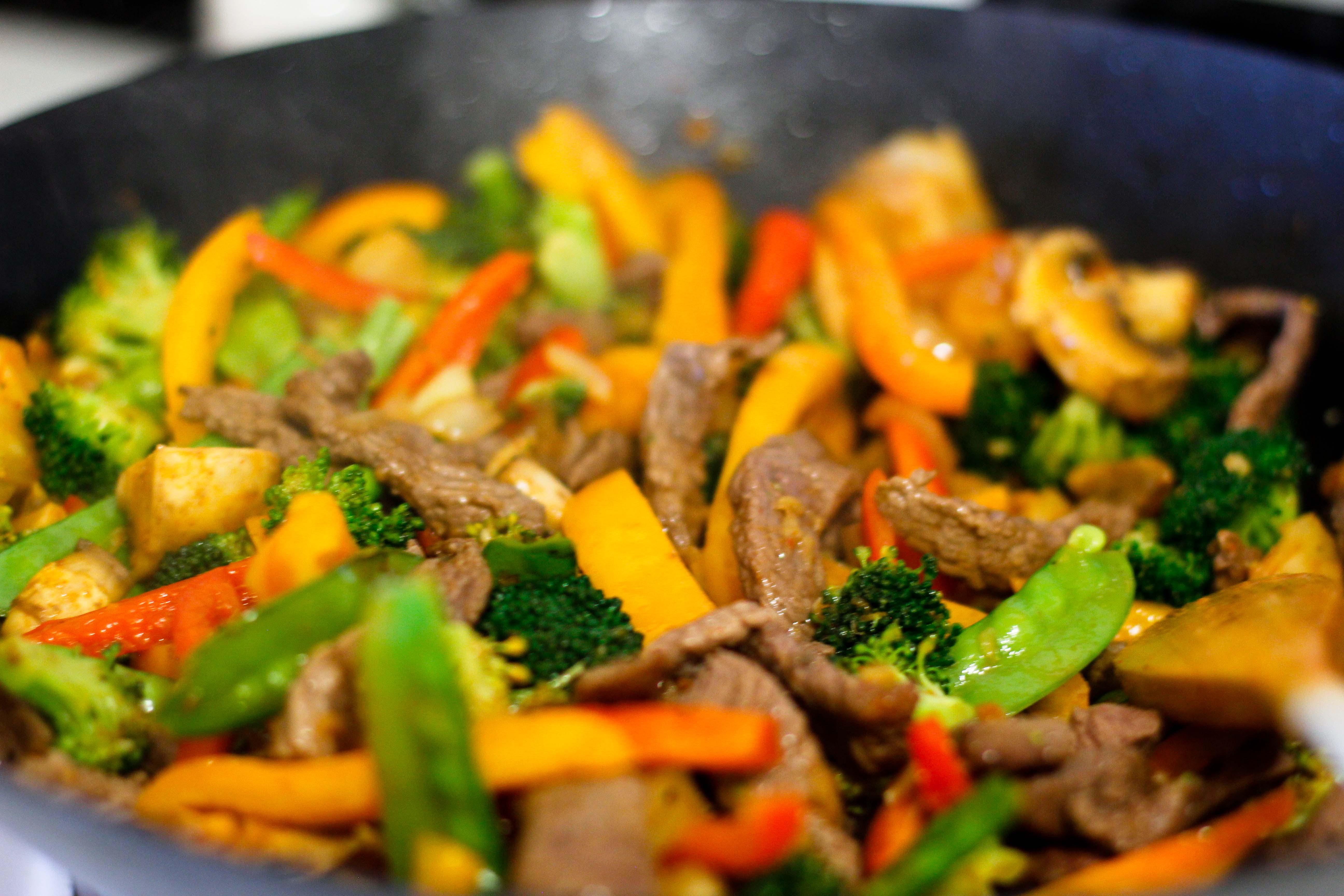 Spicy Coconut Thai Curry Recipe — Dishmaps