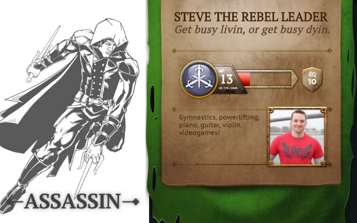 steve assassin