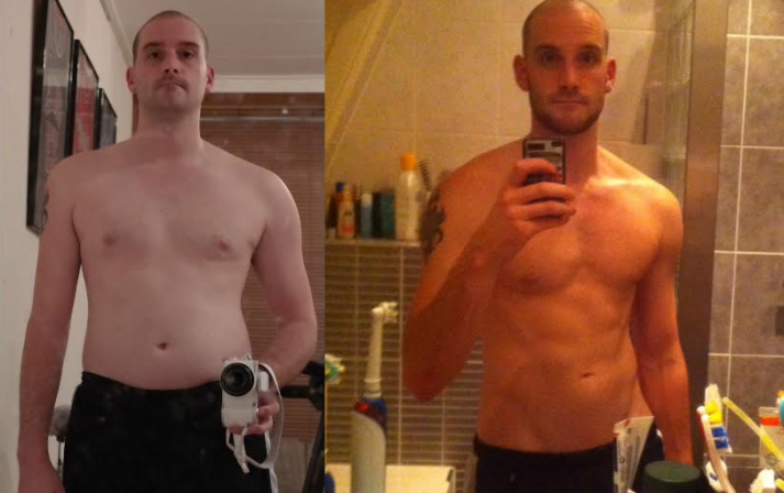 From Skinny Fat To Ripped Jaspers Journey Real Life Superhero
