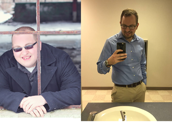 How Zach the Chemist Lost Over 100 lbs