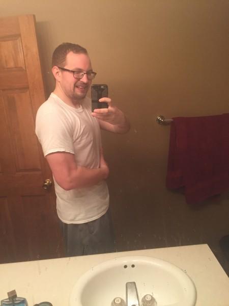 Zach after