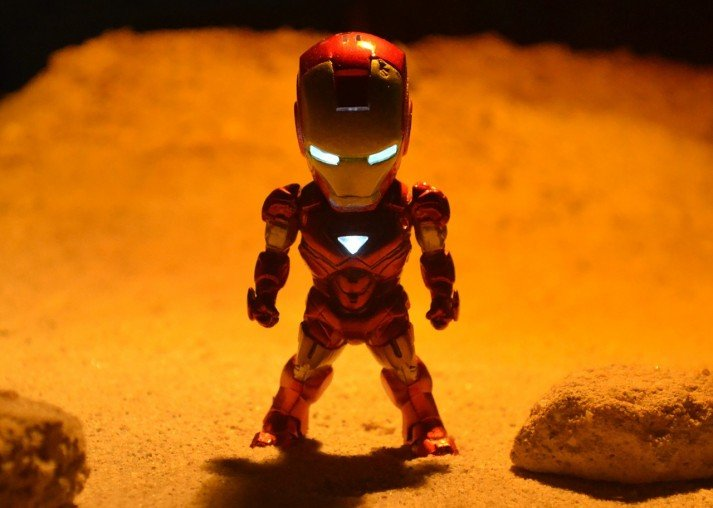 Civil War Week: Can You Adapt Like Iron Man?