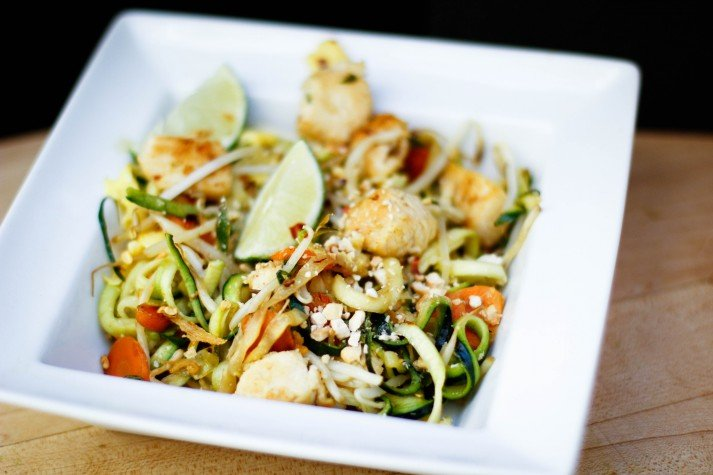 How to Cook Thai Zoodle Stirfry