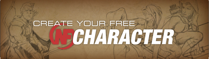Create a Free Character Today and Join the Fight!