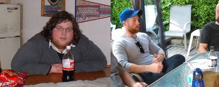 How a 330 lb High School Dropout Lost 140 lbs and Turned His Life Around