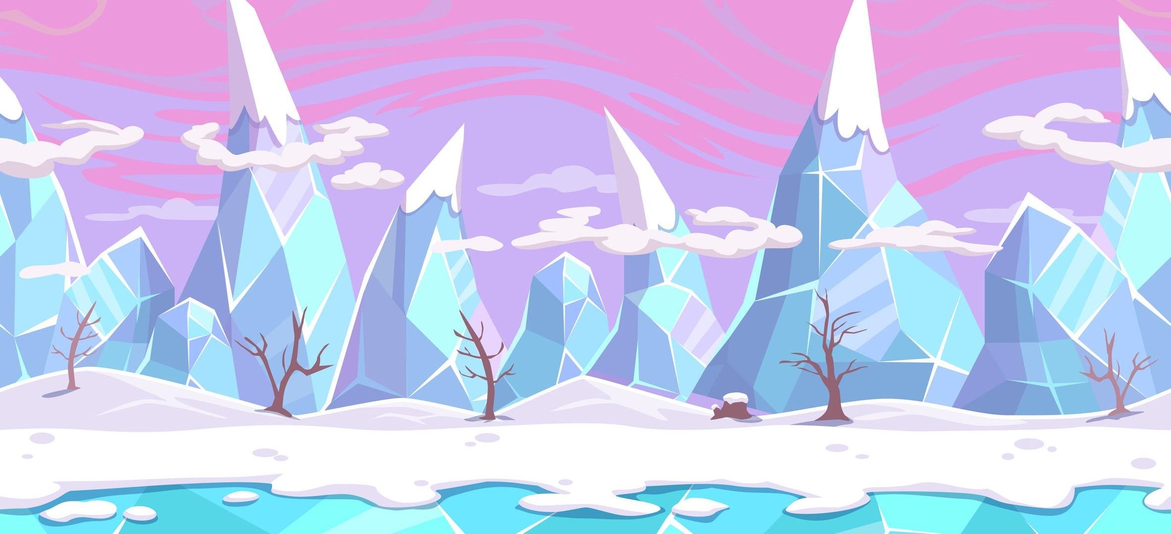 Winterlandschaften wie diese können uns manchmal traurig machen.