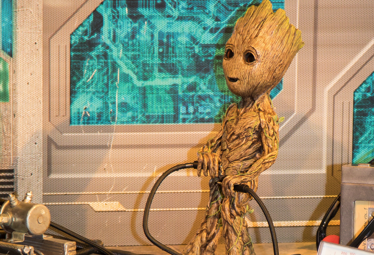 Being adaptable like Groot will help with your weight loss goal.